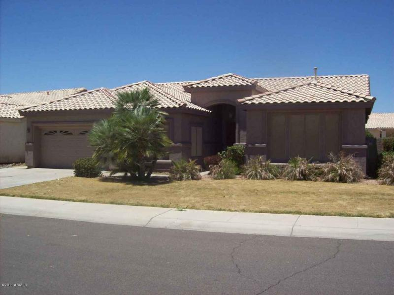Gilbert Foreclosure 4 Bedrooms With a Private Pool and Spa