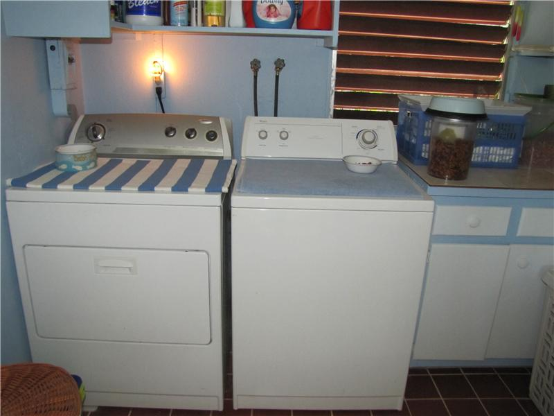 Newer Washer / Dryer