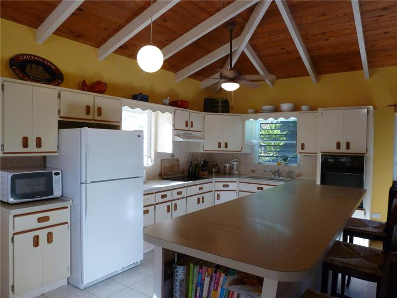 Very Spacious Kitchen with Tons of Cabinets & Counter Space