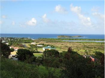 Fabulous Views from Green Cay to Buck Island