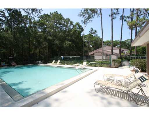 Pool at Eastlake Woodlands 2/2 townhome for sale