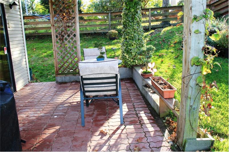 3990 Cedar Hill Rd. Saanich BC, covered Patio