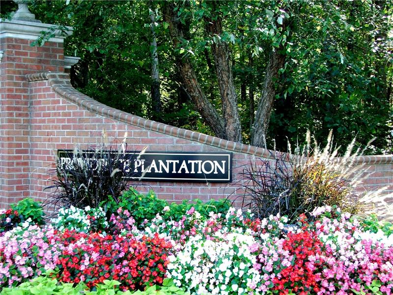 Providence Plantation - one of the most popular neighborhoods in Charlotte!