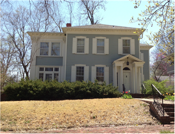 207 Vine Street, Leavenworth, KS