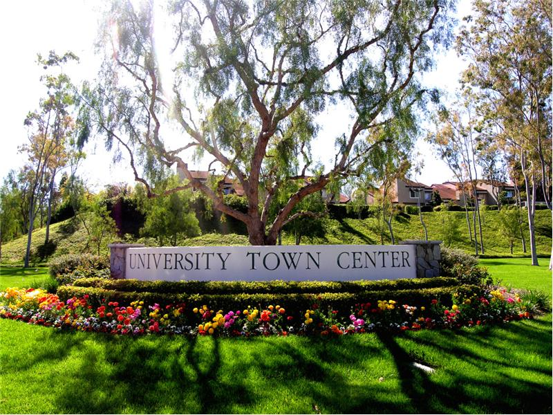University Town Center ~ An eclectic, vibrant community in which Oxford Court is the only gated community