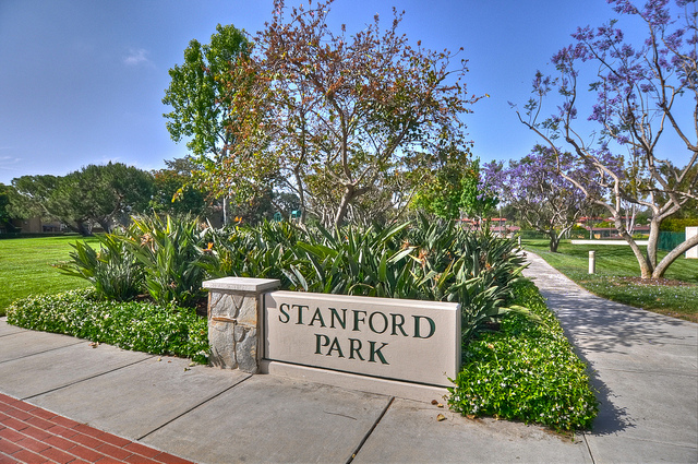 Stanford & Princeton Parks have a Multiplicity of Amenities