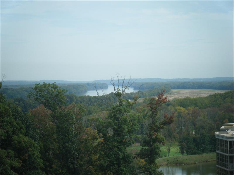 Potomace River view
