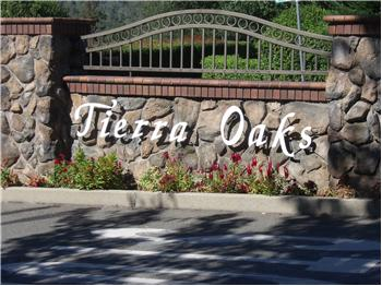 Tierra oaks Estates Gated Community