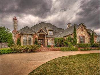 18717 Otter Creek Drive, Edmond, OK