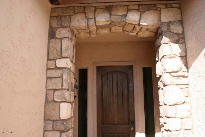 Gorgeous Stone Entry
