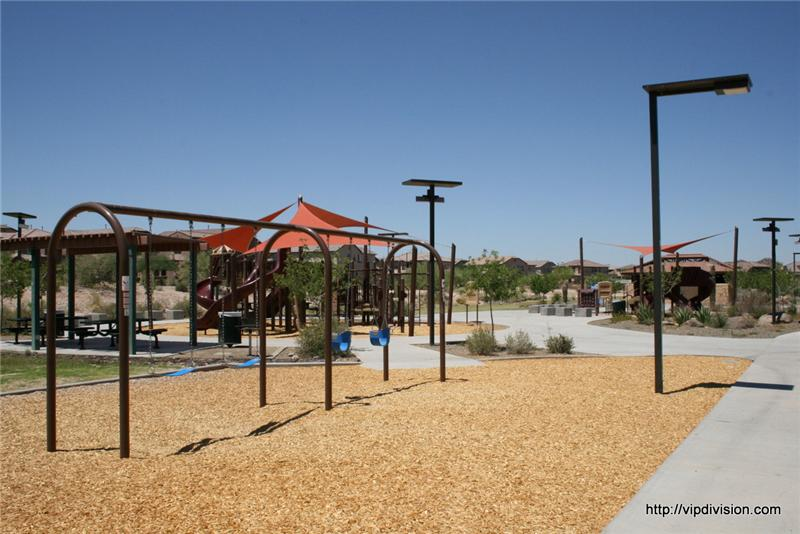 Huge Community Play Area