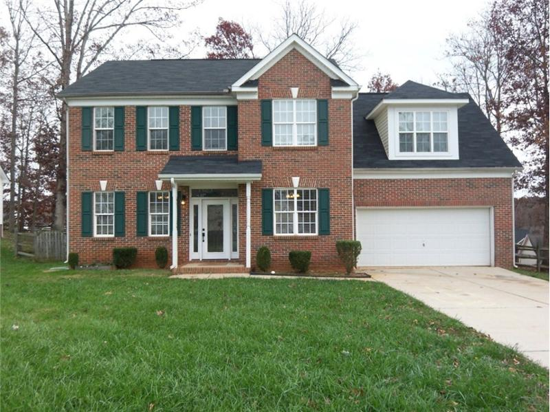 4259 Sw Kiser Woods Dr Concord Nc 28025 Usa Well