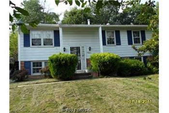 4517 KINMOUNT ROAD, LANHAM, MD