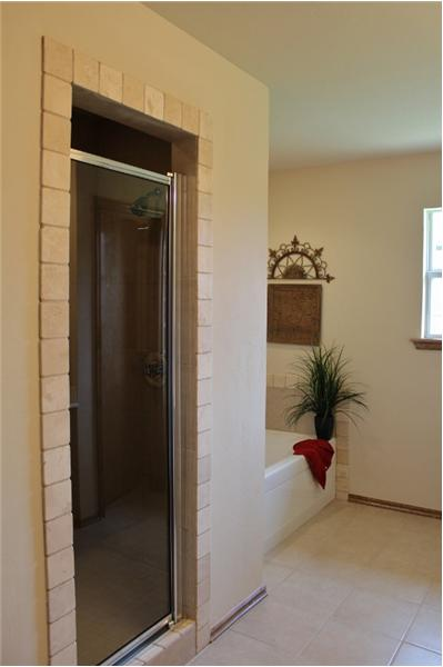 Master Bath/Spa Shower