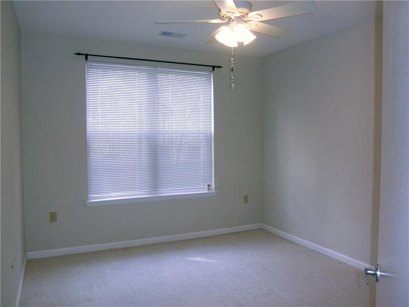 Bedroom, Second with Ceiling Fan