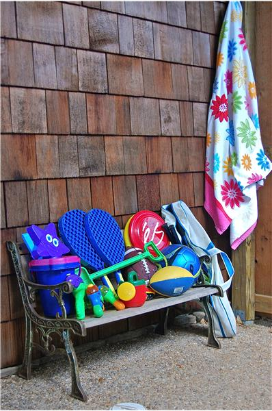 Plenty of Beach toys for Kids of all ages