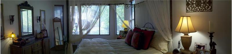 Master Bedroom with Bay Window
