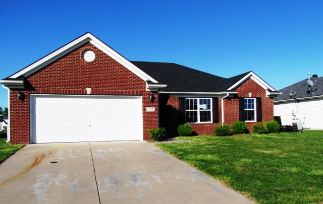 394 w fox hollow run henderson ky 42420 usa stunning for Ranch style brick homes