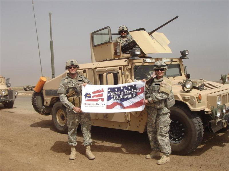 HomesforHeroes.com - 25% Commission Rebate