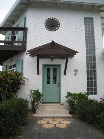 Main Home Entrance