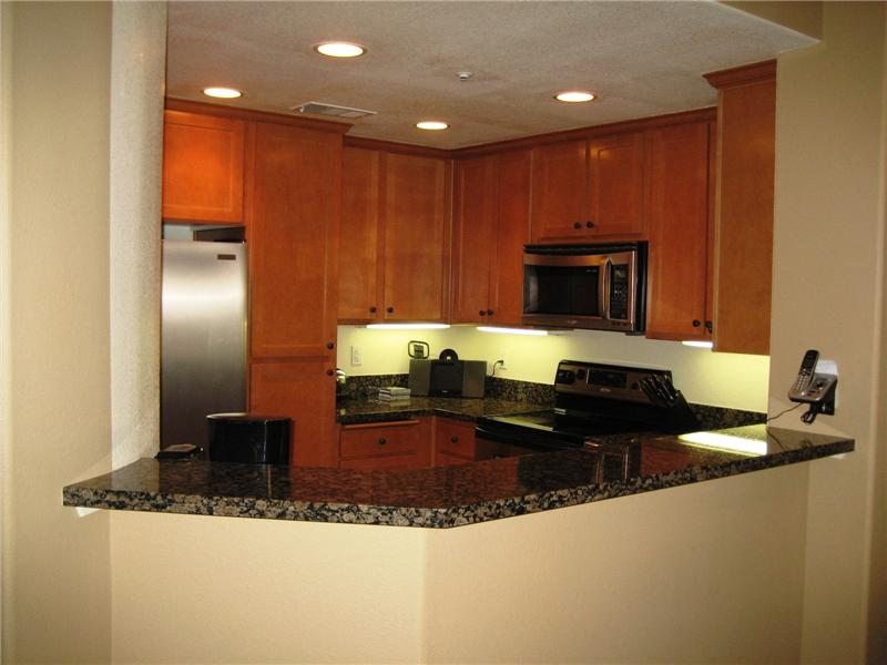 Kitchen - Granite Counter