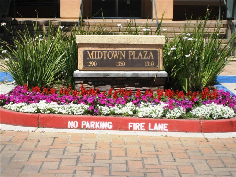 Welcome Home to Midtown Plaza!