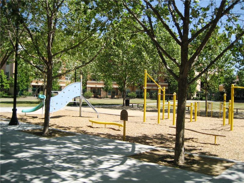 OConnor Park - Play Areas