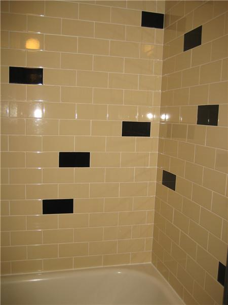 Hall Bath Tub with Shower