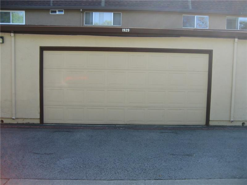 2 Car Garage - with Remote Opener