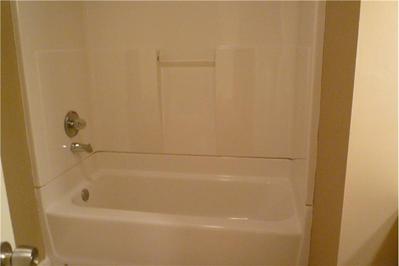 Bathroom Tub and Shower