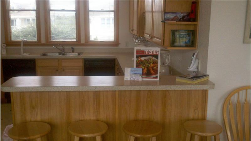 The Breakfast Bar Awaits!