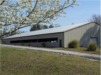 14,294 Sq Ft Nucor Steel Building