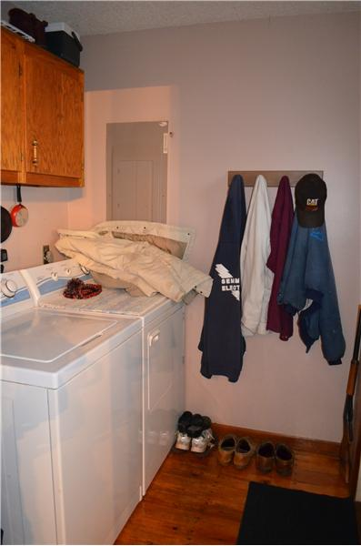 Laundry Area on Main Floor