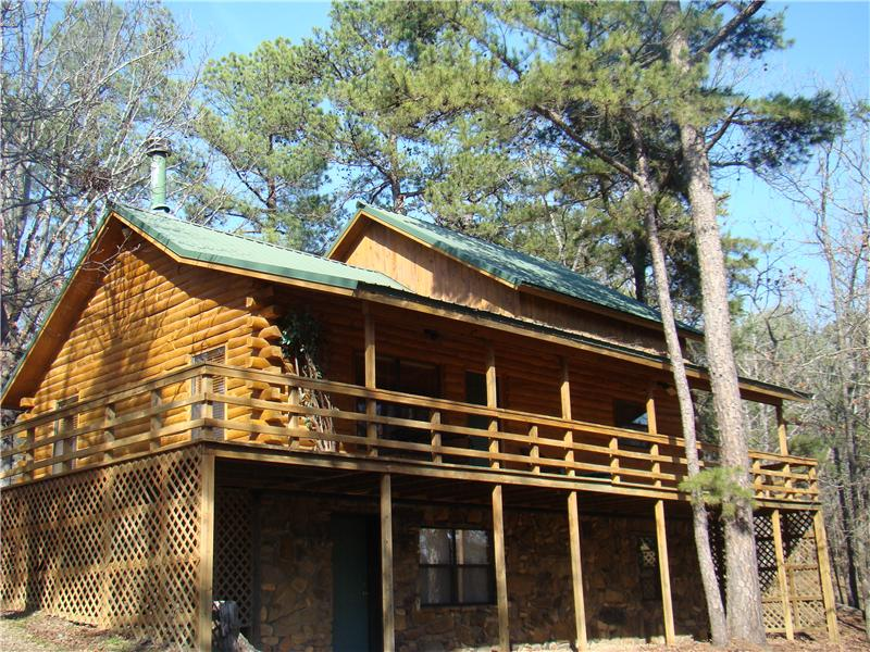 Green Wood Lodge Cabin